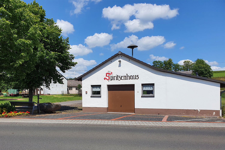 Feuerwehrhaus Scheuern