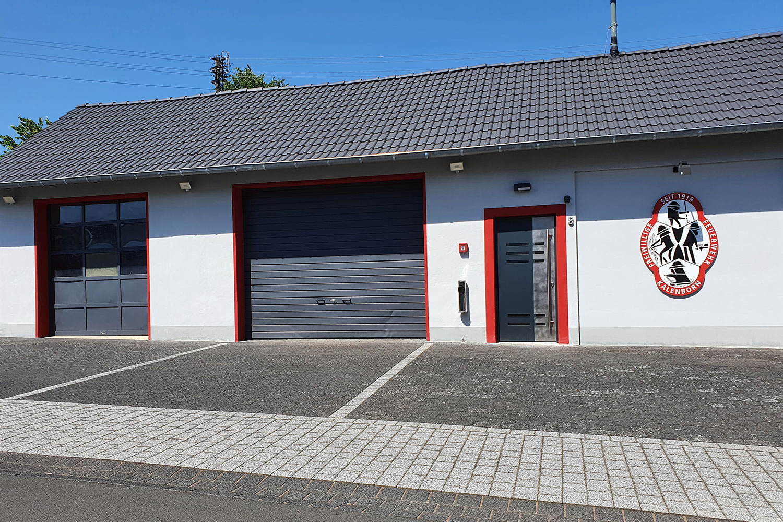 Feuerwehrhaus Kalenborn