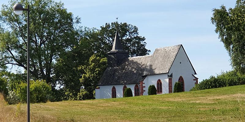 Laurentius Kapelle in Scheuern