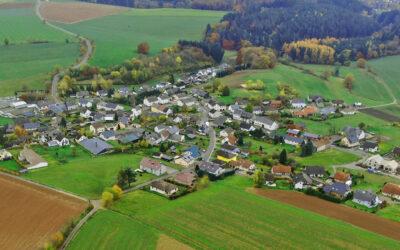Ergebnisse der Befragung zur Dorferneuerung