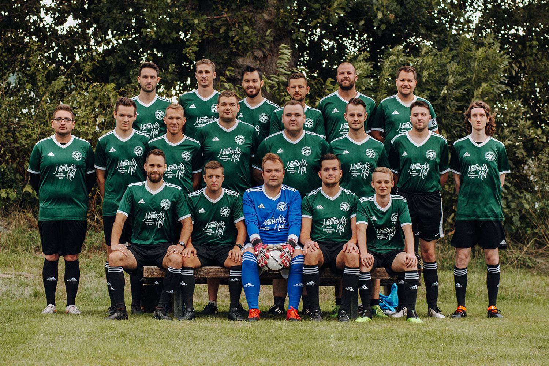 Mannschaftsbild SV Roth Kalenborn
