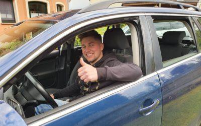 Fahrsicherheitstraining für junge Fahrer*innen aus Kalenborn-Scheuern